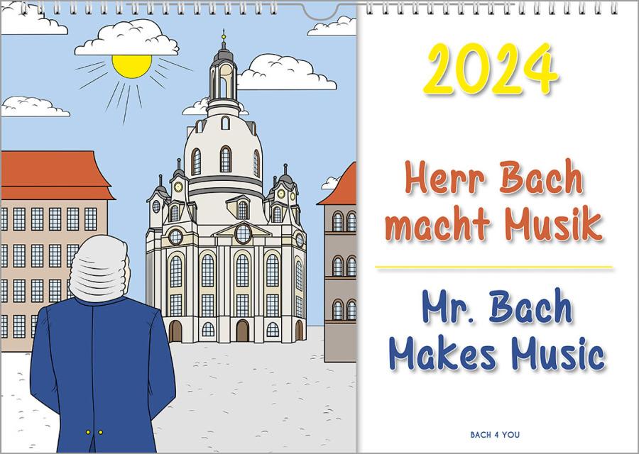 Johann Sebastian Bach für Kinder: Info, Links, Fakten, Spaß